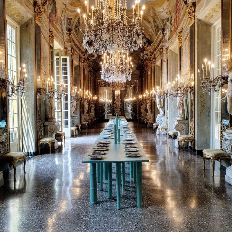 «Το ημερολόγιο ενός ντιζάινερ» στο Palazzo Reale της Γένοβας