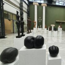 Έργα του Δ. Σωτηρούδη στο Aρχαιολογικό Μουσείο Καβάλας