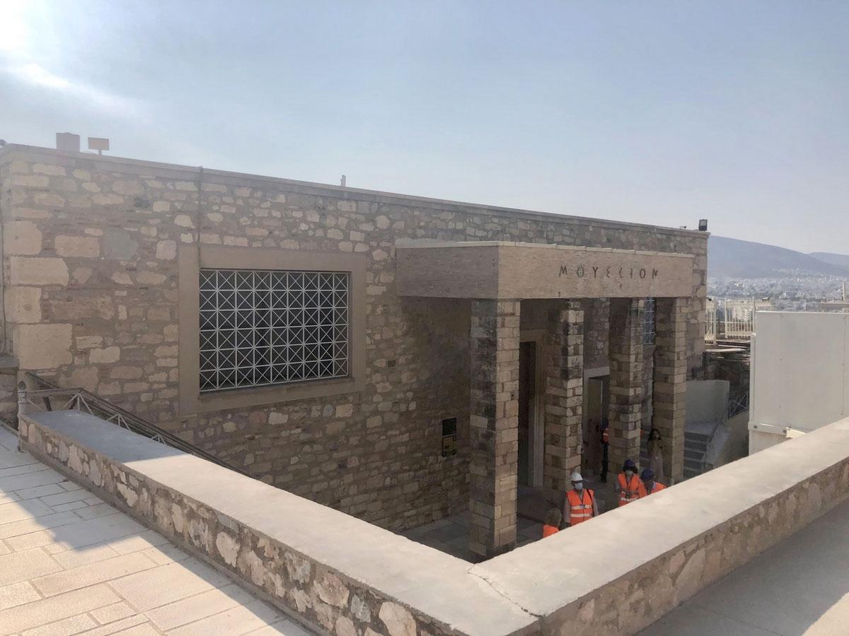 Σε δύο χρόνια θα επαναλειτουργήσει το Παλαιό Μουσείο Ακρόπολης