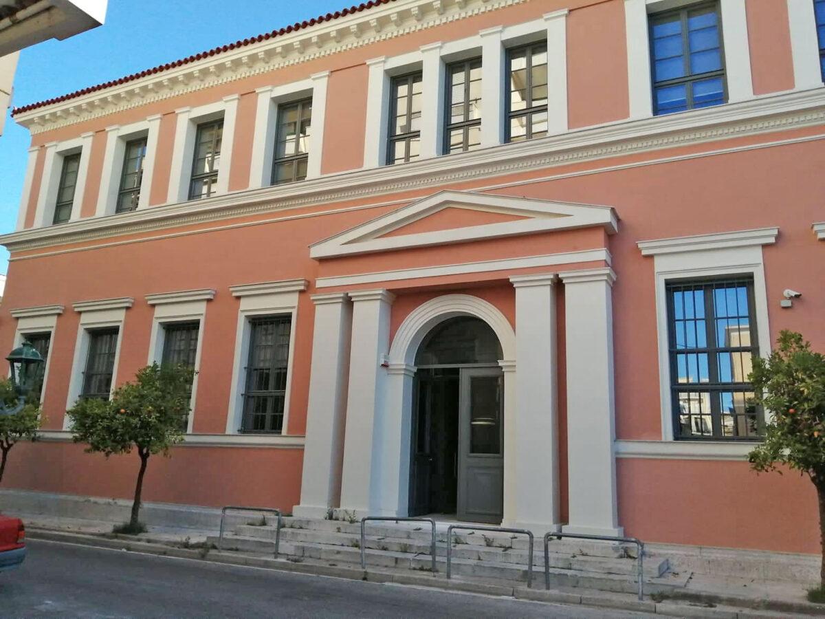 Στο «Ξενοκράτειο», το νέο αρχαιολογικό μουσείο Μεσολογγίου