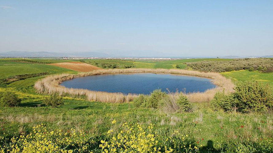 Οι άγνωστες λίμνες Ζερέλια