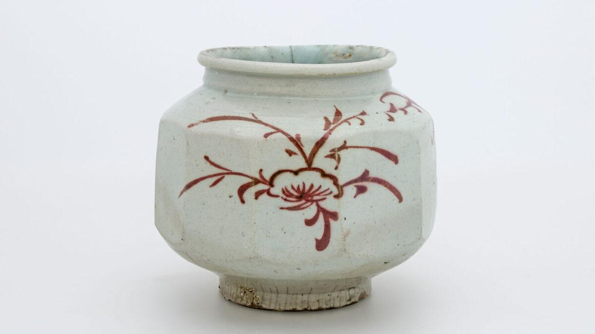Κεραμική από την Κορέα στο Μουσείο Μπενάκη