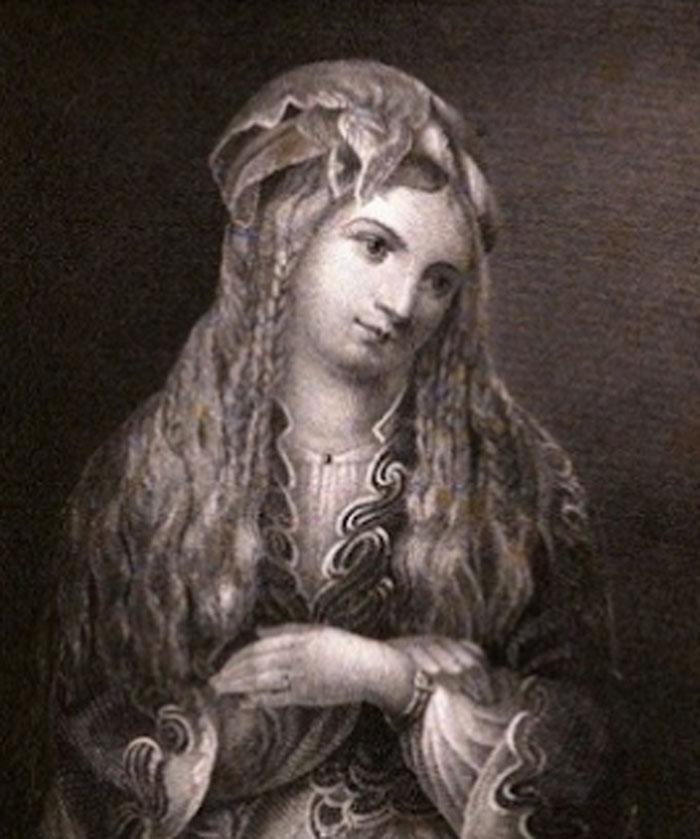 Η Γαρυφαλλιά Μιχάλβεη (φωτ.: Μουσείο Μακεδονικού Αγώνα).