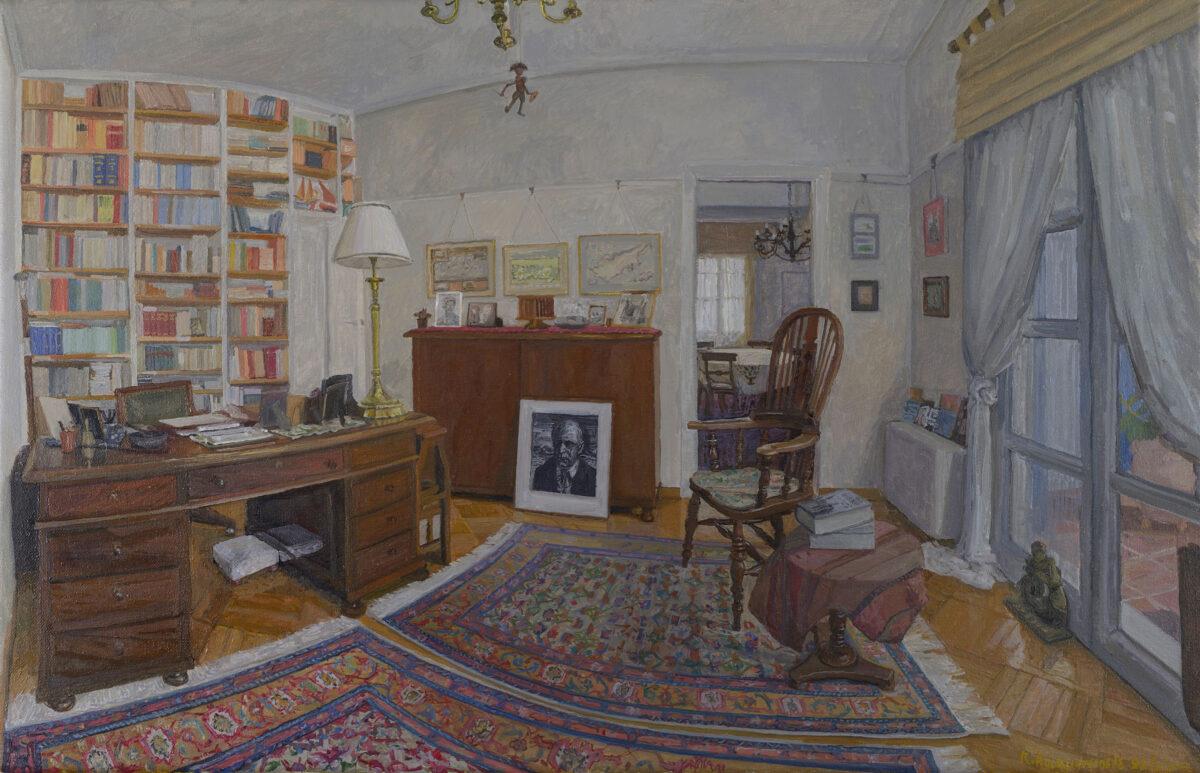 Λήδα Κοντογιαννοπούλου: «Το Σπίτι της Μνήμης»