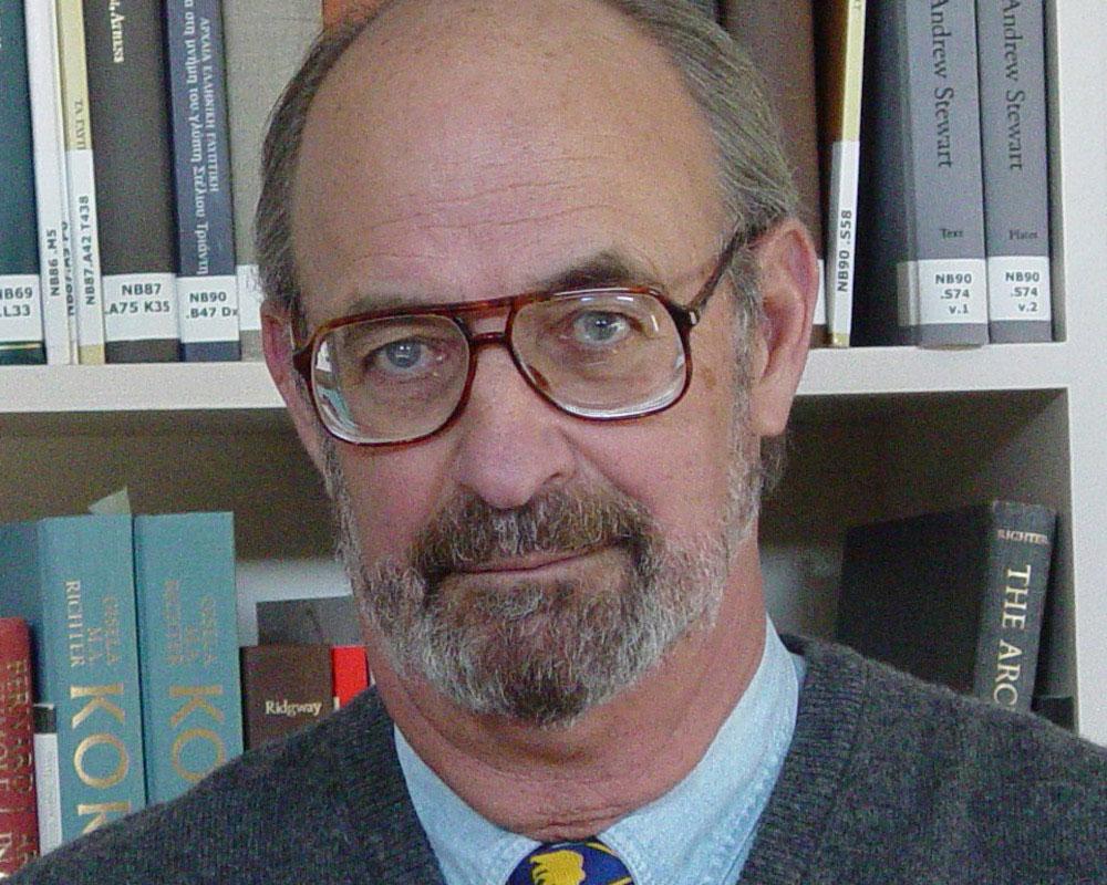 Ο Στέφανος Γκ. Μίλλερ (φωτ.: ΑΠΕ-ΜΠΕ).