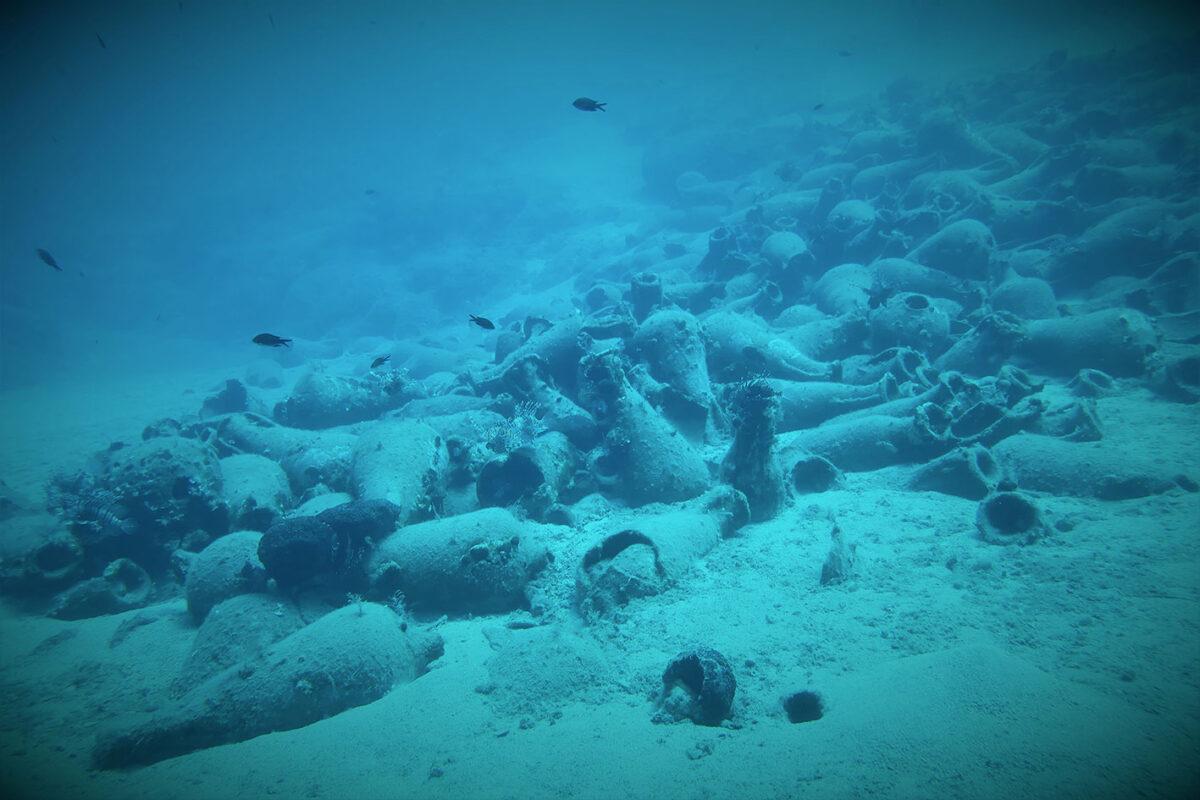 Ολοκληρώθηκε η υποβρύχια έρευνα στον κόλπο Παλαικάστρου
