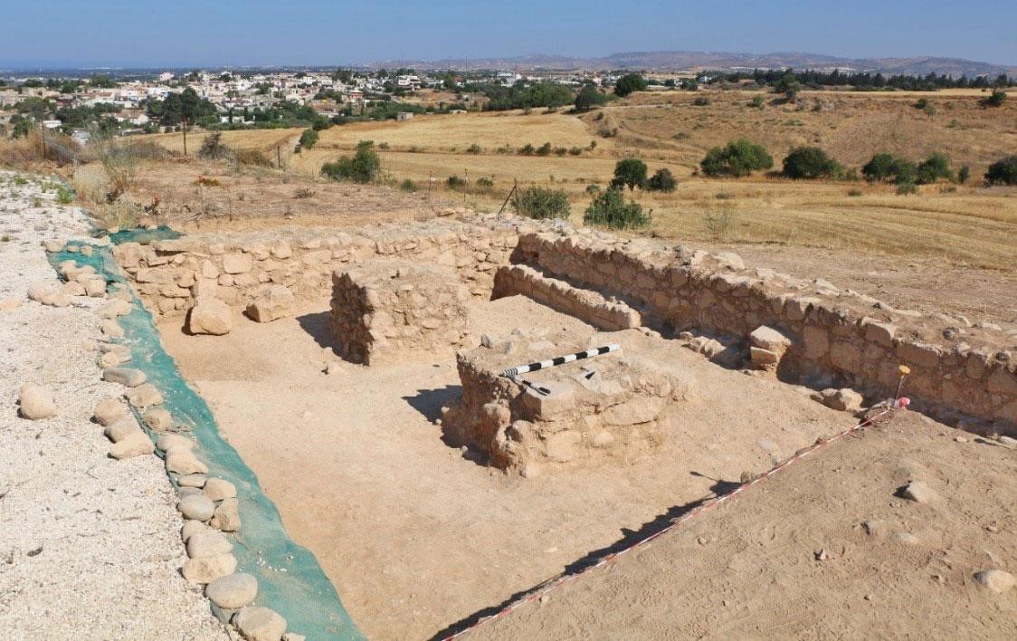 Οι ανασκαφές του 2021 στην Παλαίπαφο