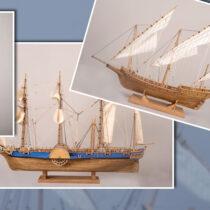Καράβια-θρύλοι των θαλασσών κατά την εθνεγερσία του 1821