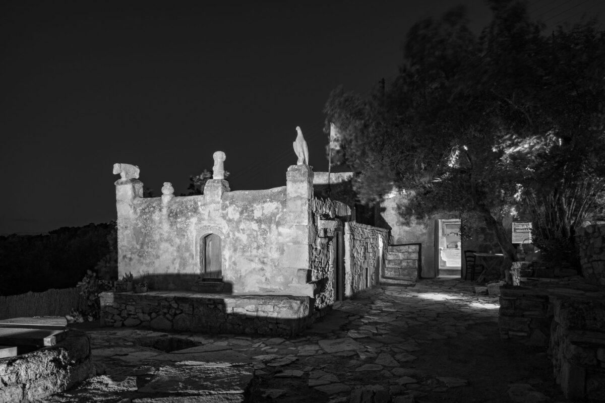 Το σπίτι του Ροδάκη με τη ματιά του Διονύση Σοτοβίκη