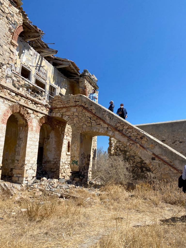 «Ναι» στην επέκταση του Αρχαιολογικού Μουσείου Σύρου