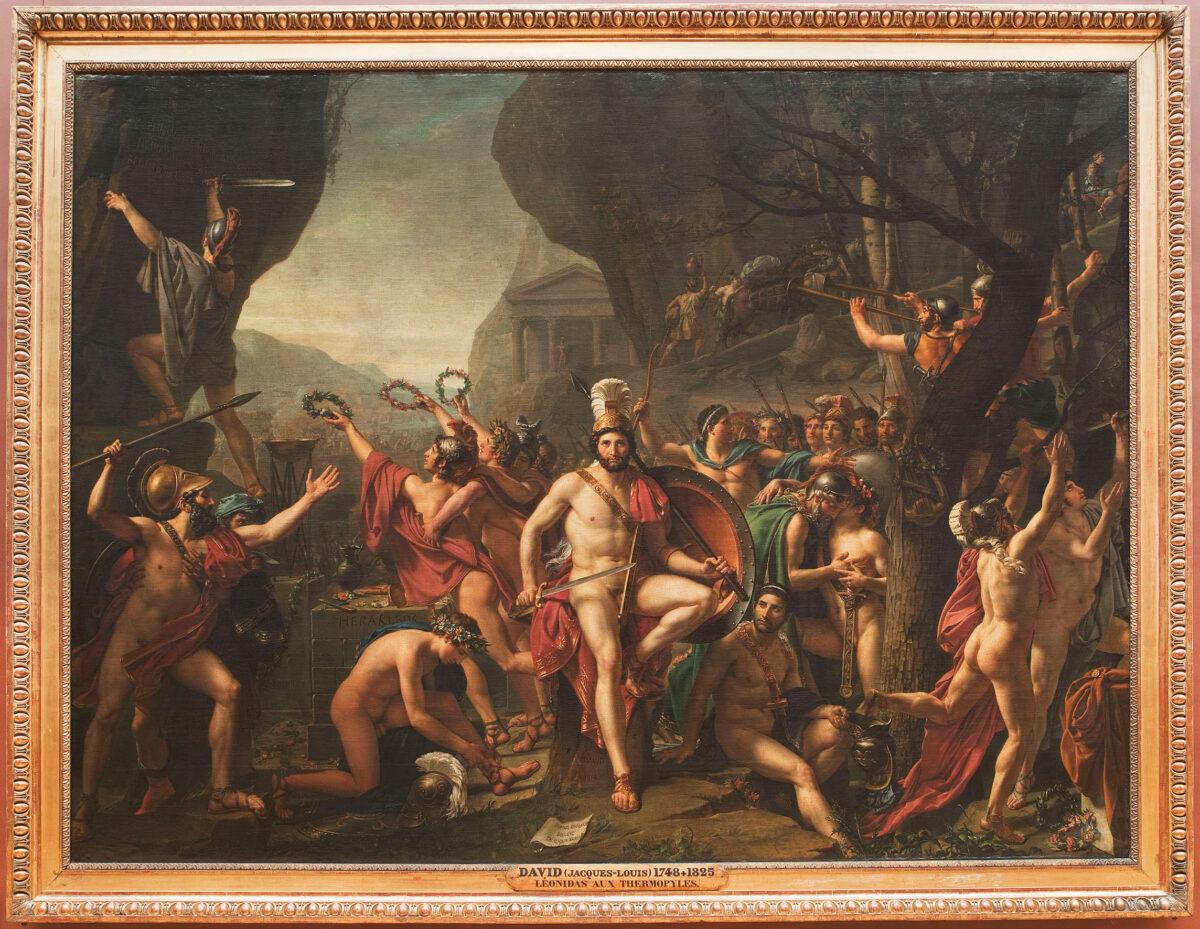 Λεωνίδας, Ναπολέων, Μπότσαρης: Η γλώσσα των συμβόλων