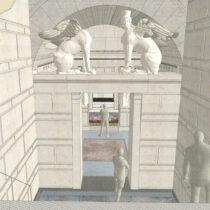 Το ΚΑΣ ενέκρινε αρχιτεκτονικές μελέτες για τον Τύμβο Καστά