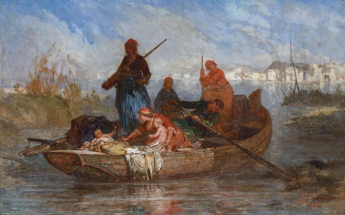 Η συμμετοχή του Μουσείου Μπενάκη στη μεγάλη έκθεση του Λούβρου