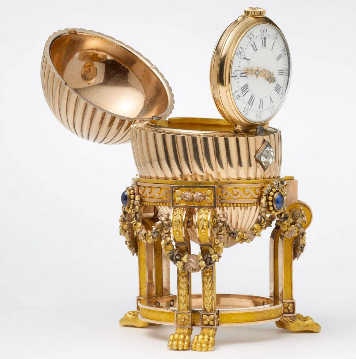 Αυγό Fabergé, χαμένο για δεκαετίες, θα παρουσιαστεί σε έκθεση