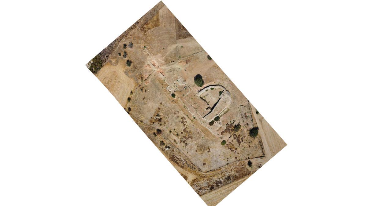 Κούκλια-Μαρτσέλλο: ερευνώντας ένα σημαντικό μνημειακό τείχος