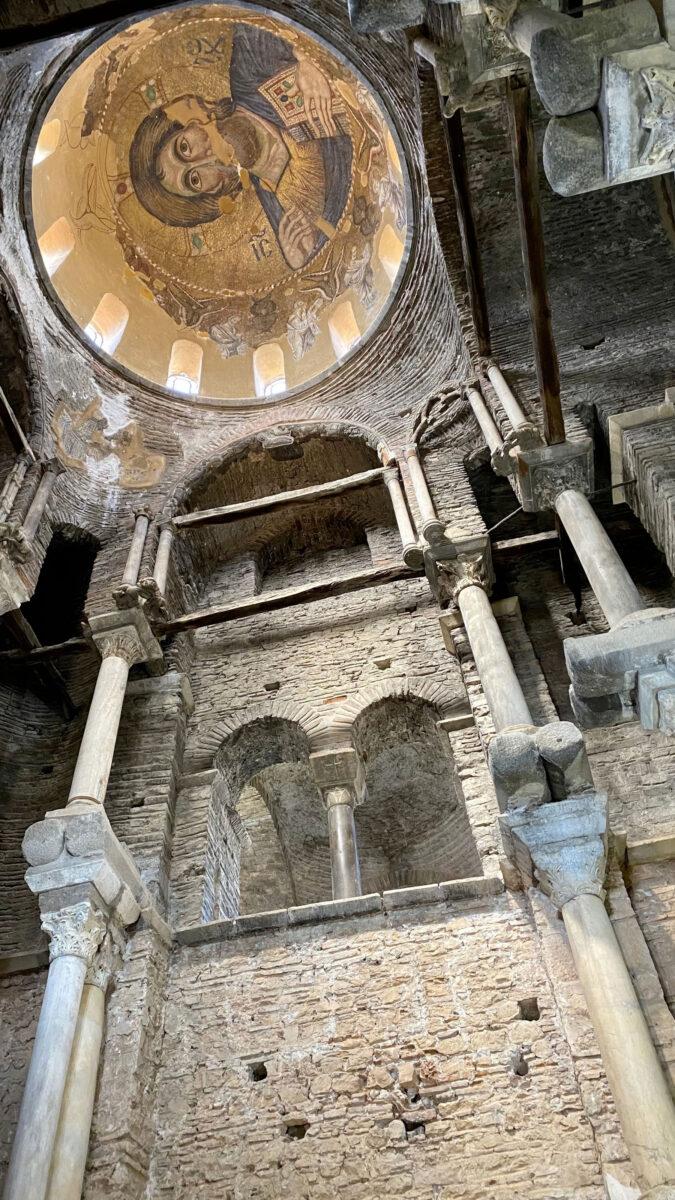 Ο ναός της Παρηγορήτισσας (φωτ.: ΥΠΠΟΑ).