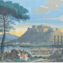 Φιλελληνικός διάκοσμος σε αρχοντικά της Ιταλίας